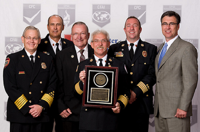 CFPD Awarded International Accreditation for 4th Time