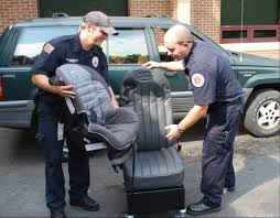 Child Safety Seat Inspection Pic