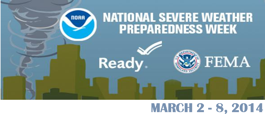 National Severe Weather Preparedness Week