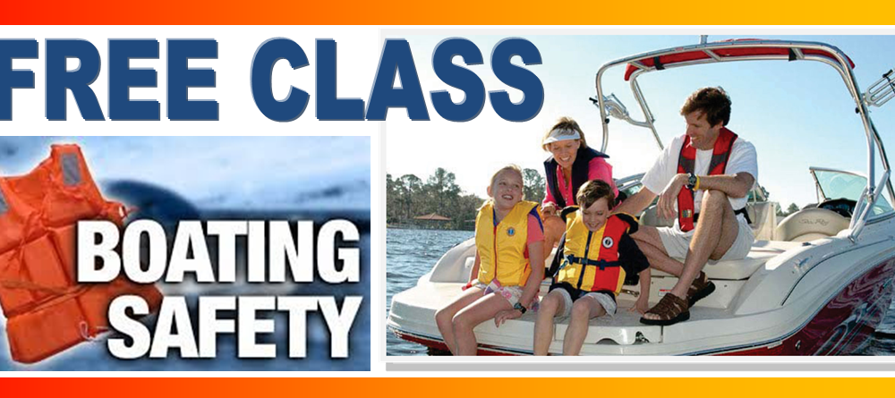 Boating Safety Education Course
