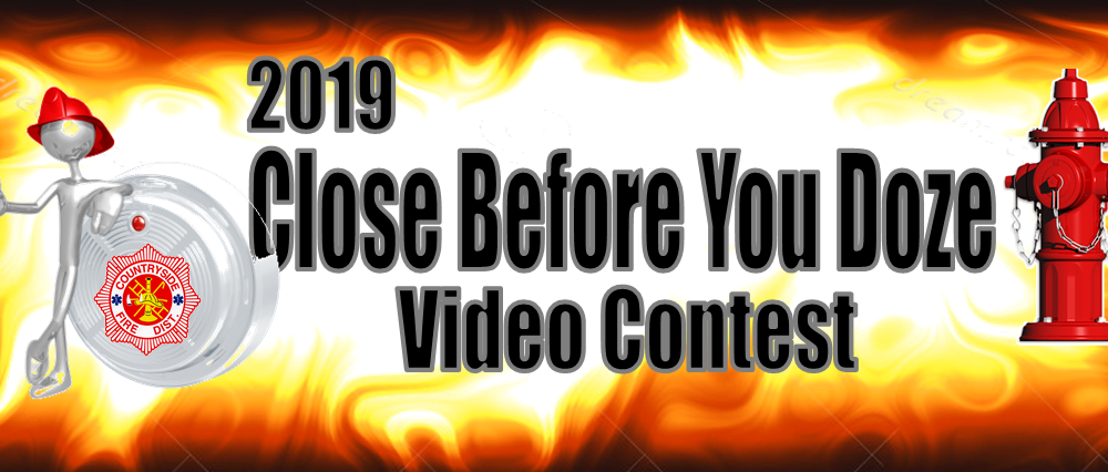 Close Before You Doze Video Contest