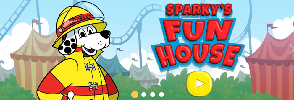 Learn About Fire Safety with Sparky