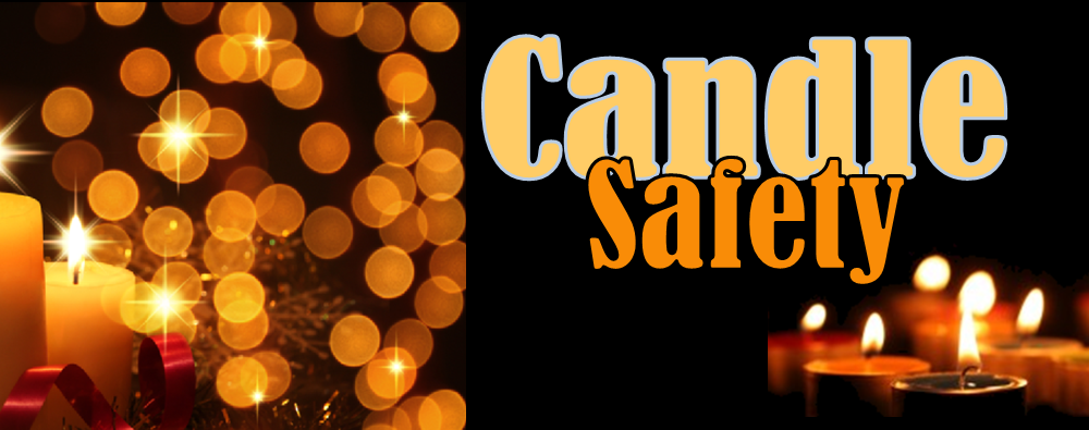 Use Candles With Care